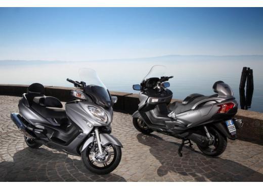 Nuovo Suzuki Burgman 650: prezzo scontato fino al 30 giugno 2013 - Foto 2 di 10