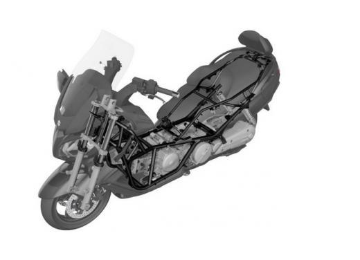 Nuovo Suzuki Burgman 650: prezzo scontato fino al 30 giugno 2013 - Foto 10 di 10