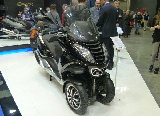 Tutte le novità scooter ad Eicma 2012 - Foto 24 di 25