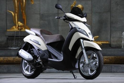 Peugeot Scooters, promozione sugli scooter a ruota alta