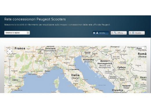Peugeotscooters.it, il nuovo sito dedicato agli scooter Peugeot - Foto 3 di 5