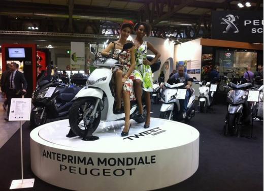 Nuovo Peugeot Tweet - Foto 3 di 5