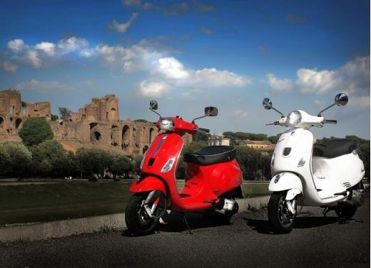 Piaggio Vespa LX nuovo listino prezzi e promozioni per Vespa LX 50 e Vespa LX 125