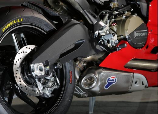 Pneumatici Pirelli Diablo Rosso Corsa sulla nuova Ducati 899 Panigale - Foto 2 di 3