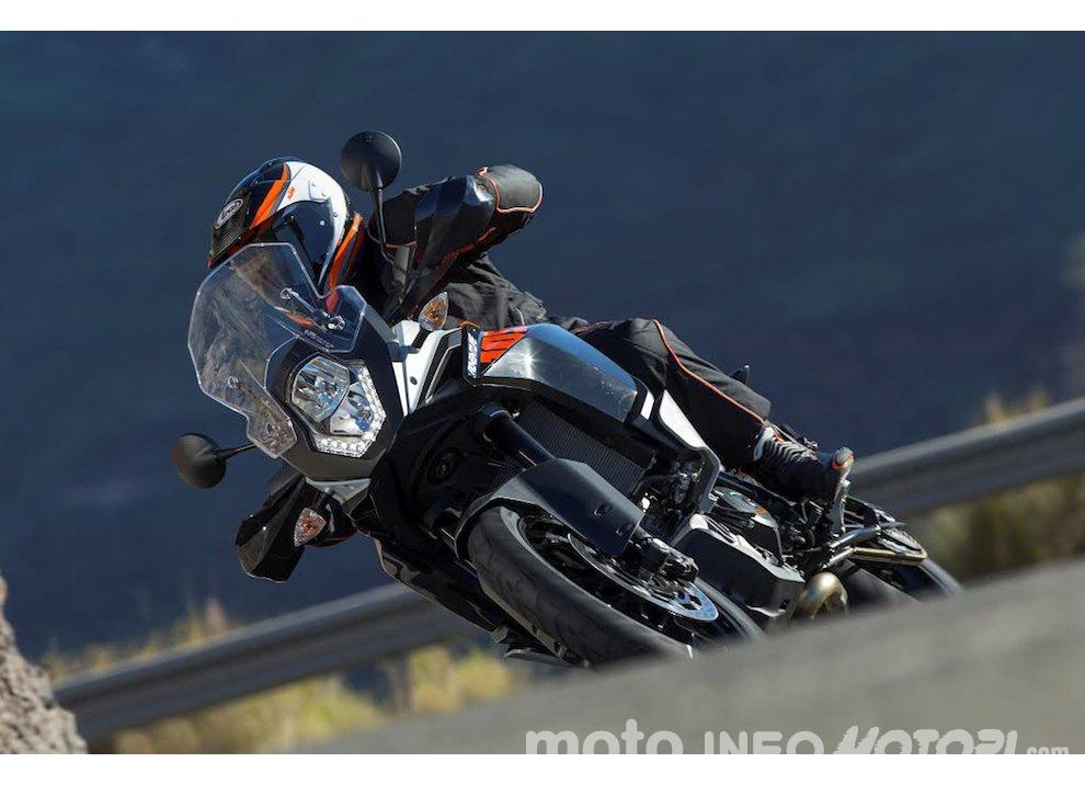 Promozione KTM sulla 1050 Adventure