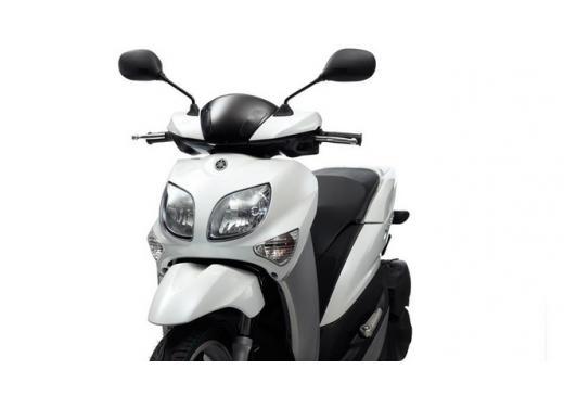 Yamaha Xenter 125 e 150 in promozione fino a marzo 2014 - Foto 4 di 10