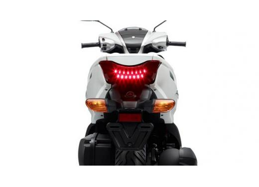 Yamaha Xenter 125 e 150 in promozione fino a marzo 2014 - Foto 7 di 10