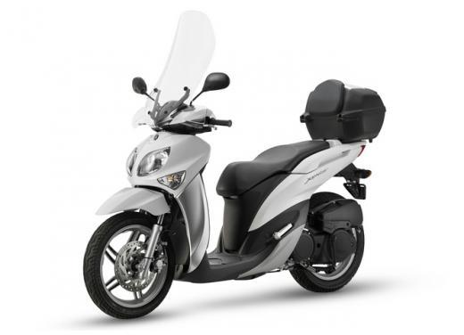 Yamaha Xenter 125 e 150 in promozione fino a marzo 2014 - Foto 2 di 10