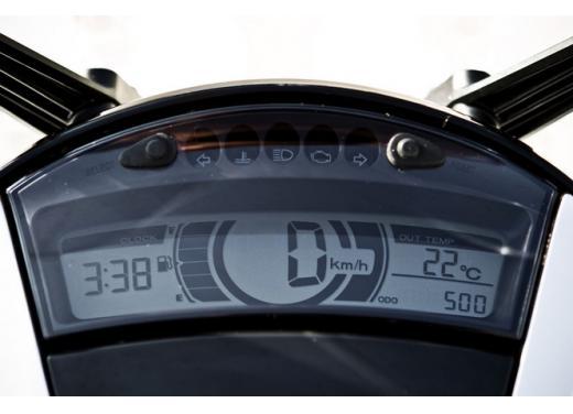 Yamaha Xenter 125 e 150 in promozione fino a marzo 2014 - Foto 10 di 10
