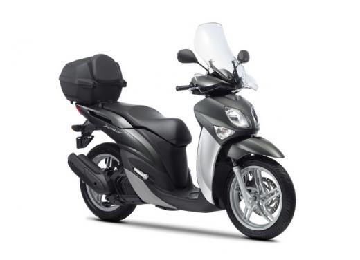 Yamaha Xenter 125 e 150 in promozione fino a marzo 2014 - Foto 1 di 10