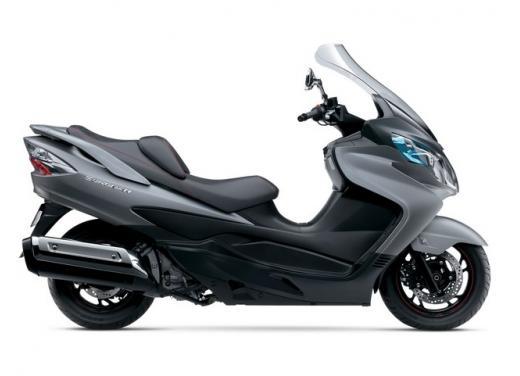 Suzuki Burgman 400 e V-Strom 650 ABS in promozione fino al 30 settembre - Foto 1 di 6