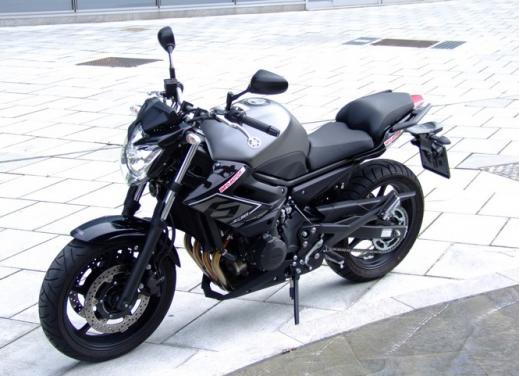 Provata la Yamaha XJ6 SP: non chiamatela entry level - Foto 13 di 34