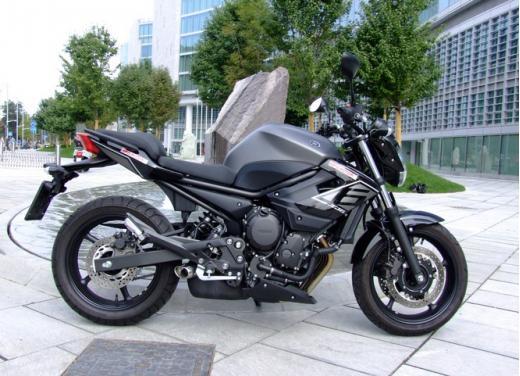 Provata la Yamaha XJ6 SP: non chiamatela entry level - Foto 14 di 34
