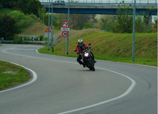 Provata la Yamaha XJ6 SP: non chiamatela entry level - Foto 26 di 34