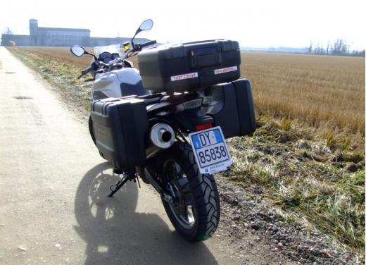 Provata su strada la Bmw F700GS - Foto 11 di 40
