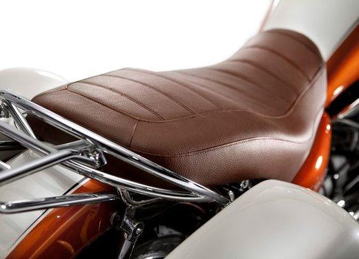 Moto Guzzi California 90° Anniversario: prezzo di 16.780 Euro - Foto 12 di 15