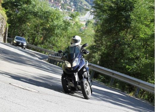 Quadro 350S: test ride a tre ruote - Foto 8 di 38