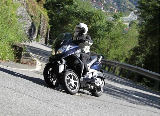 Quadro 350S: test ride a tre ruote - Foto 1 di 38