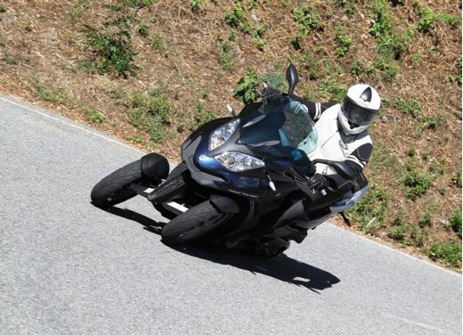 Quadro 350S: test ride a tre ruote - Foto 7 di 38