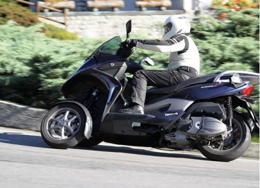 Quadro 350S: test ride a tre ruote - Foto 19 di 38