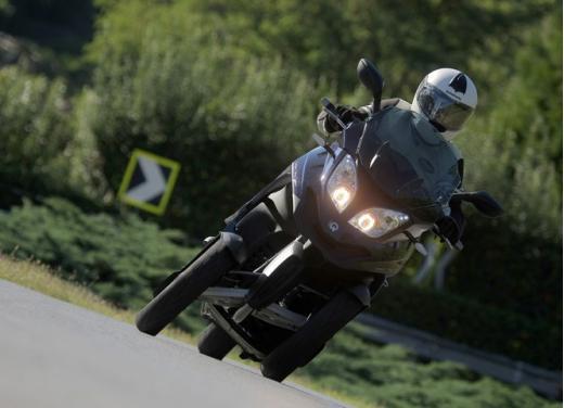 Quadro 350S: test ride a tre ruote - Foto 21 di 38
