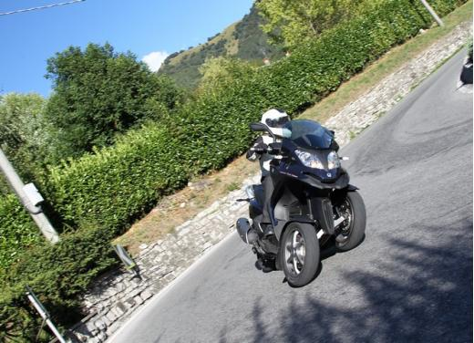 Quadro 350S: test ride a tre ruote - Foto 22 di 38