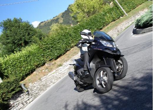Quadro 350S: test ride a tre ruote - Foto 23 di 38