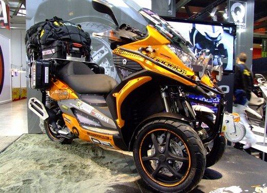 Tutte le novità scooter ad Eicma 2012 - Foto 2 di 25