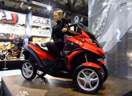 Tutte le novità scooter ad Eicma 2012 - Foto 3 di 25