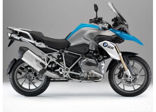 R1200 GS, l'enduro stradale di BMW si conferma la moto più venduta - Foto 1 di 8