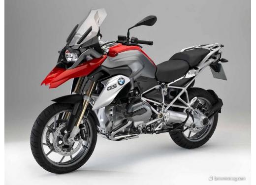 R1200 GS, l'enduro stradale di BMW si conferma la moto più venduta - Foto 8 di 8