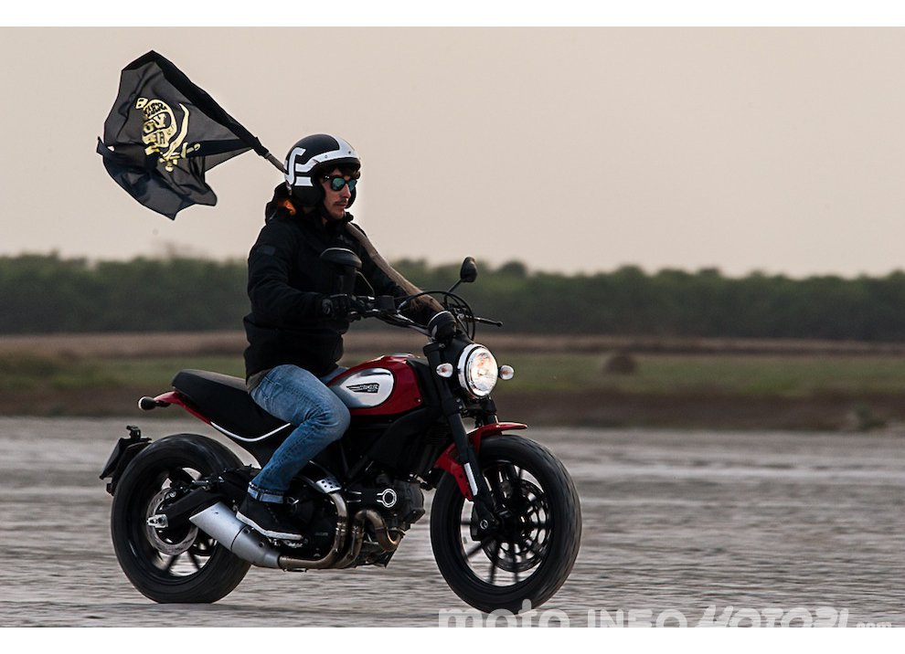 "Scrambler Ducati: al via la seconda edizione del contest ""Scrambler You Are"""