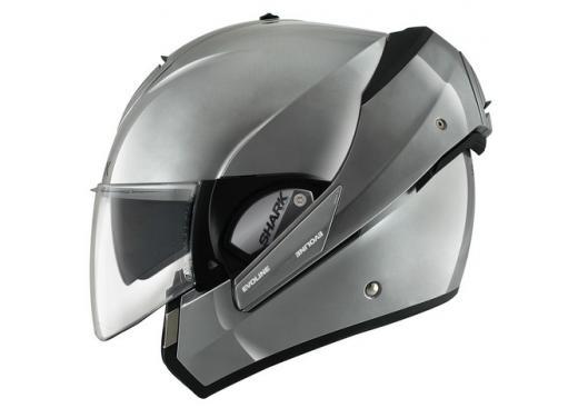 Shark Evoline 3, il casco modulare omologato come jet e integrale - Foto 14 di 23