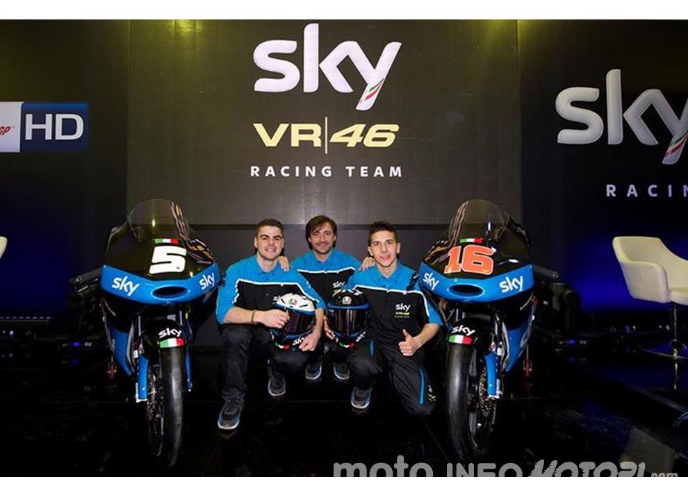 Sky Racing Team VR46: Mondiale Moto3 2015 ricco di risultati