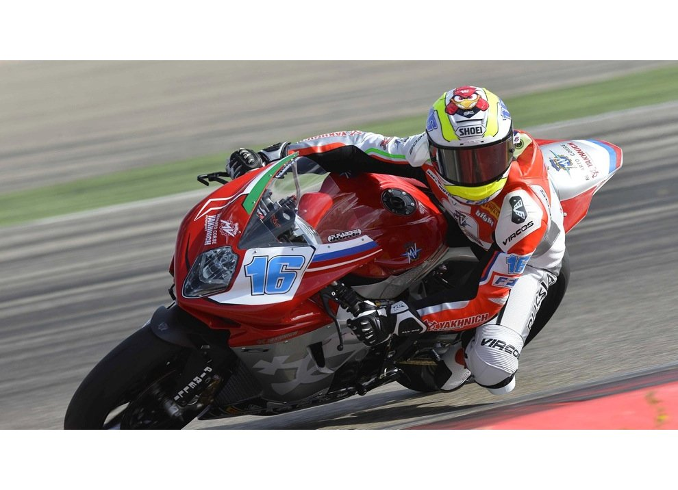 Supersport: A Phillip Island doppietta di MV Agusta