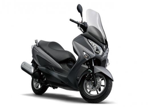 Suzuki Burgman 125 e 200 cc test ride - Foto 7 di 9