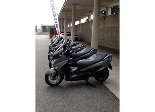Suzuki Burgman 125 e 200 cc test ride - Foto 5 di 9
