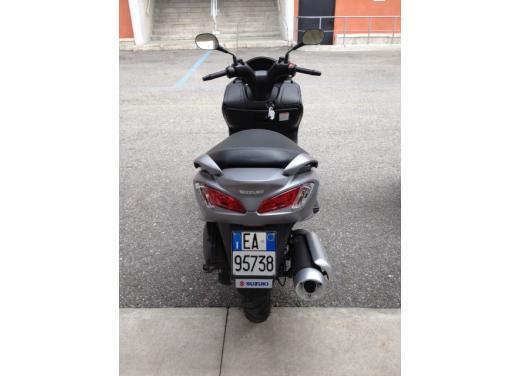 Suzuki Burgman 125 e 200 cc test ride - Foto 6 di 9