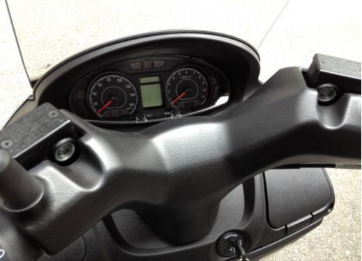 Suzuki Burgman 125 e 200 cc test ride - Foto 9 di 9