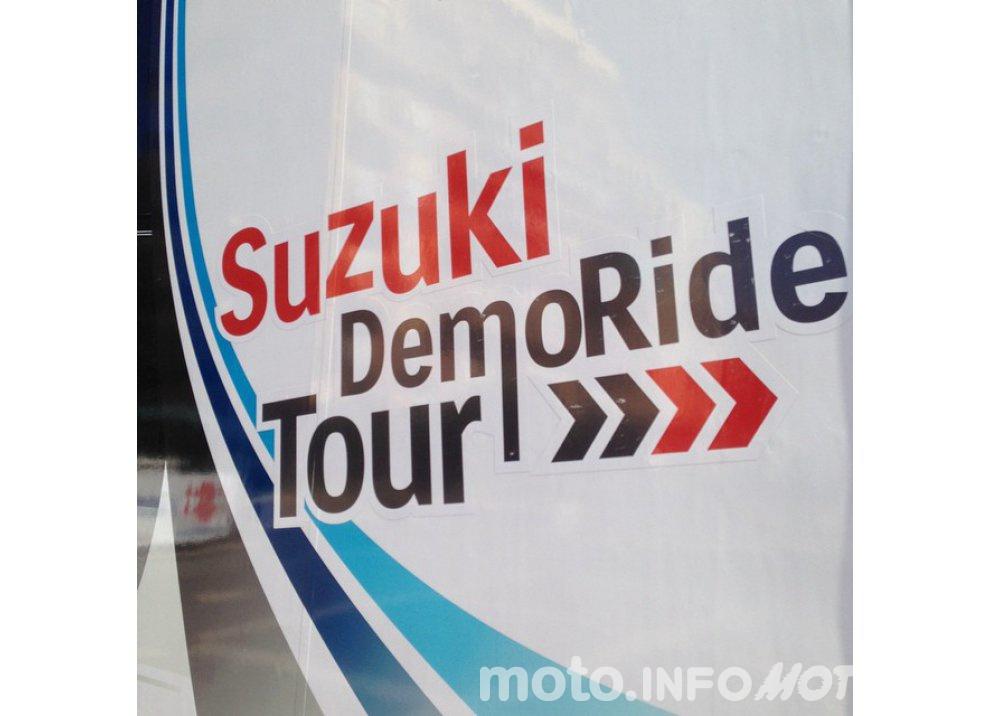 Suzuki, continuano i Demo Ride Tour dal Piemonte alla Sicilia