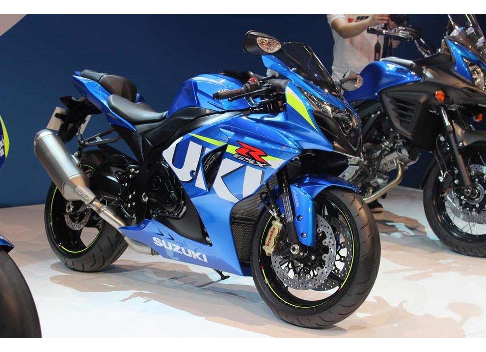 Suzuki GSX-R 1000 ABS