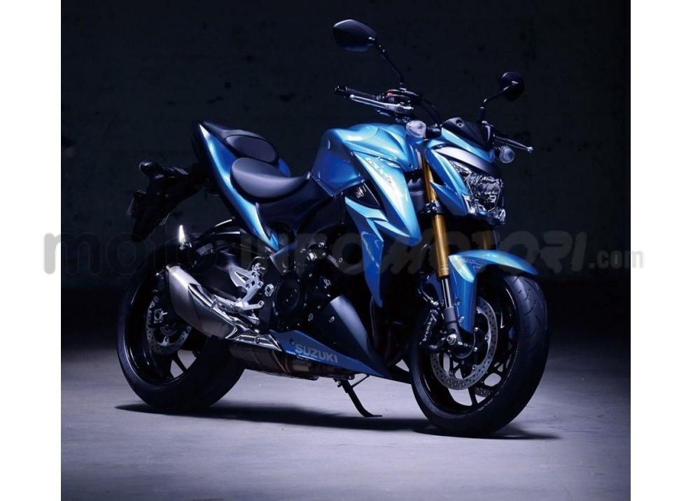 Suzuki GSX-S1000 ABS, la nuda da 146CV per aggredire la strada - Foto 2 di 10