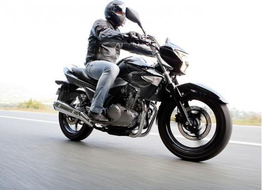 Suzuki Inazuma 250 in promozione a 3.490 euro - Foto 5 di 8