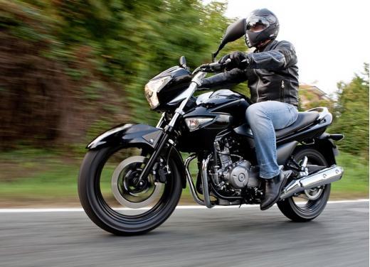 Suzuki Inazuma 250 in promozione a 3.490 euro - Foto 1 di 8