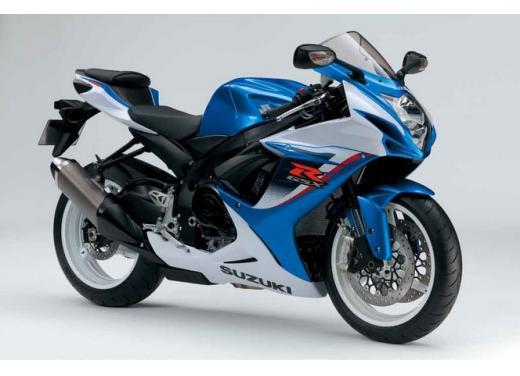 Suzuki, le moto depotenziate per la patente A2 - Foto 3 di 4