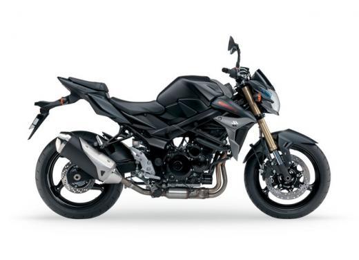 Suzuki, le moto depotenziate per la patente A2