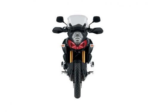 Suzuki V-Strom 1000, enduro, stradale e sportiva - Foto 3 di 5