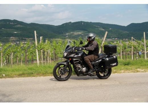 Suzuki V-Strom 650 ABS, comfort e divertimento al giusto prezzo