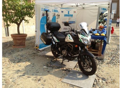 Suzuki V-Strom 650, Inazuma e C1500T per la Polizia Locale