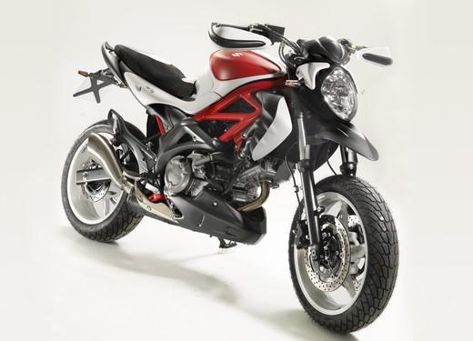 Suzuki Gladius Concept NaSty by GPDESIGN